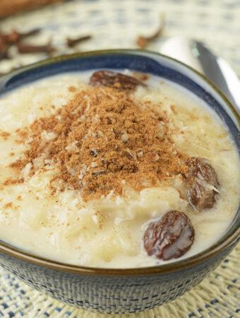 Sweet Arroz Con Leche Recipe