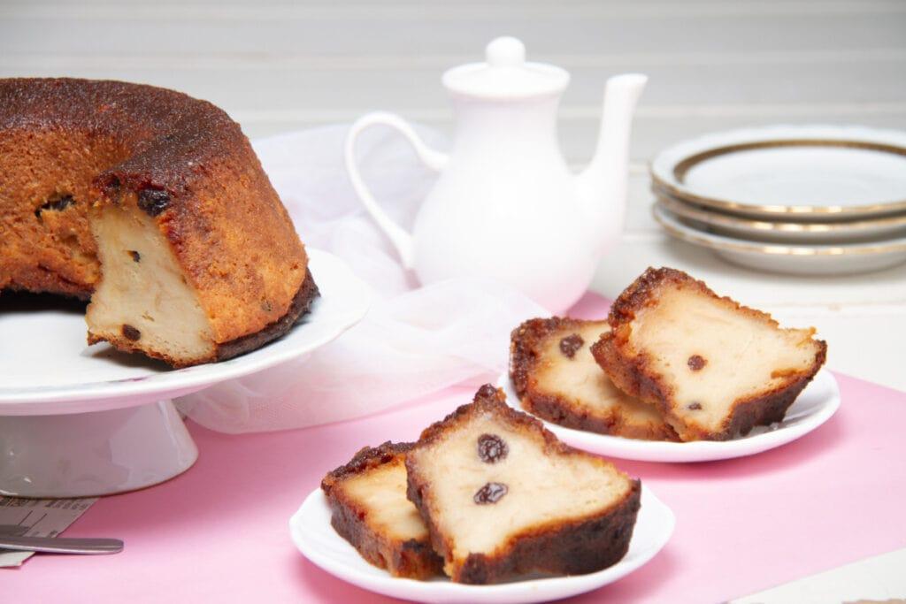 Step 12 Serve Small Slices Of Cake