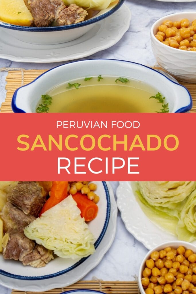 Sancochado Recipe Pinterest