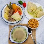 Peruvian Beef And Vegetable Soup