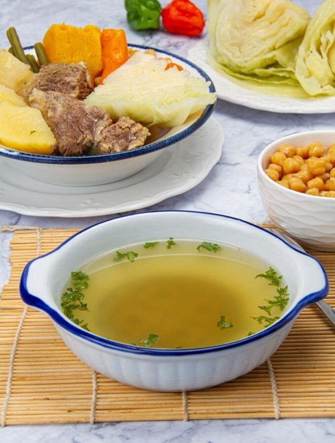 Peruvian Sancochado Recipe