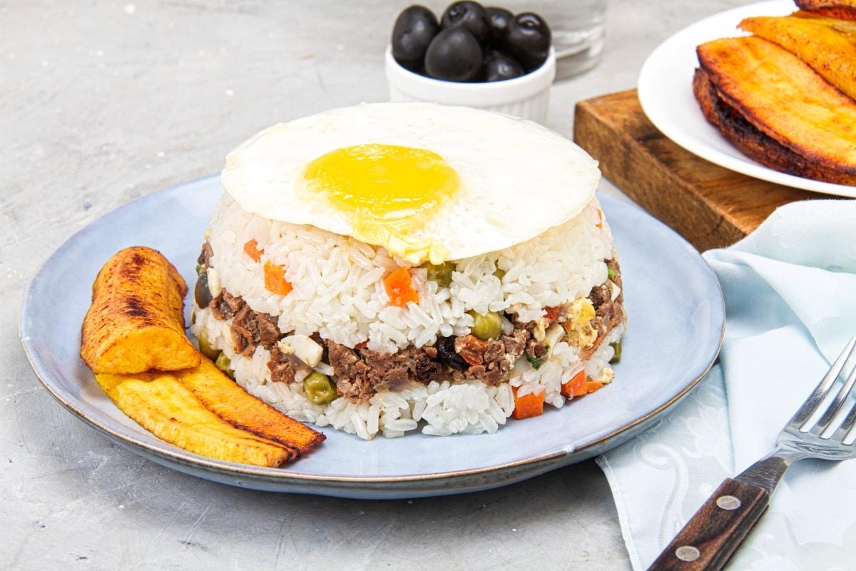 arroz tapado beef rice recipe 2