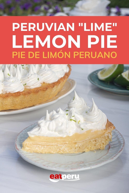 peruvian lemon pie recipe