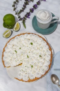 pie de limon peruano receta recipe