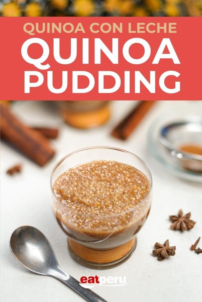 quinoa con leche recipe