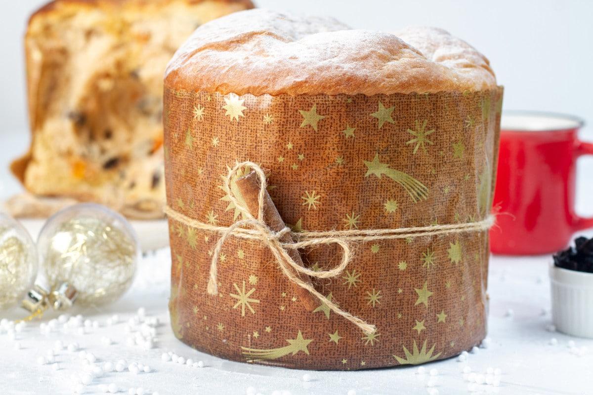 christmas panettone paneton from peru
