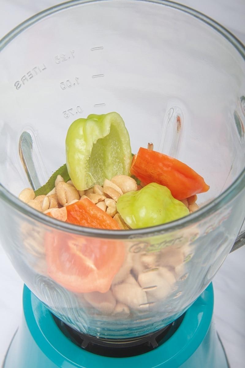 step 3 blend vegetables