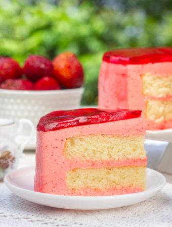 peruvian torta helada dessert